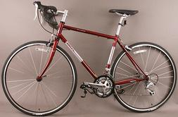 Jamis Satellite Steel Sport Road Bike Shimano 8 Speed 51cm S