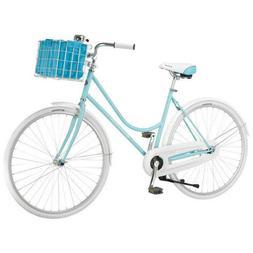 Schwinn Women's Scenic 700c Dutch Bicycle, Light Blue, 16-In