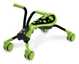 Scramblebug Toy Ride On – 4-Wheel Folding Balance Bike for