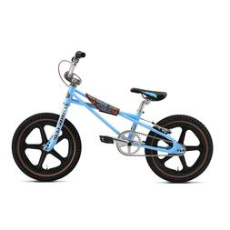 SE Lil Quad 16 BMX Bike - 2017 20 BLUE