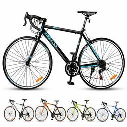 Shimano 700C 52cm Aluminum Road/Commuter Bike Bicycle 21 Spe