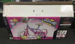 """Dynacraft Shopkins 16"""" Bicycle NEW"""