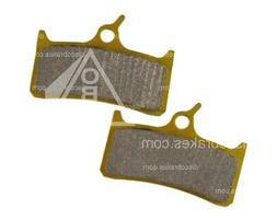 4 Pairs  Sintered Hope Mono M4 Bike Disc Brake Pads &Springs