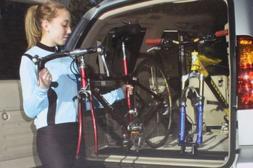 Slikfit Fastrak Bike Rack System for SUV or Truck Bed Black
