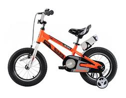 Royalbaby Space No. 1 Aluminum Kid's Bike, 14 inch Wheels, O