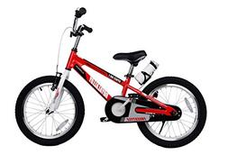 Royalbaby Space No. 1 Aluminum Kid's Bike, 14 inch Wheels, R