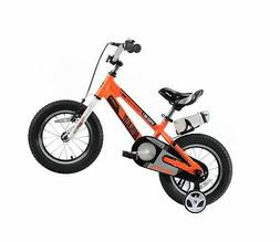 Royalbaby Space No. 1 Aluminum Kid's Bike, 12-14-16-18 inch