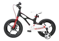 RoyalBaby Space Shuttle kid's bike, lightweight magnesium