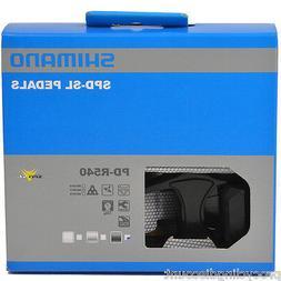 SHIMANO SPD-SL PD R-540; Black