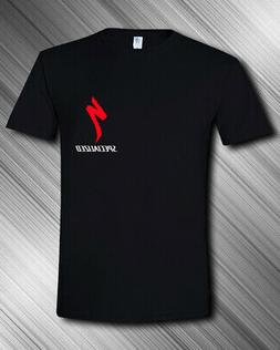 Specialized Bicycle Mountain Road Bikes POCKET SIDE T-Shirt