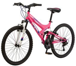Mongoose 24in Girl's Spectra Mountain Bike