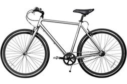 Gama Bikes Speed Cat 700c Dark Chrome 3 Speed Internal Shima