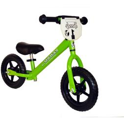 Kettler Verso Speedy Balance Bike, 10-Inch, Green