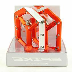 Spank Spike BMX Pedal orange orange
