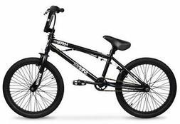 20in Hyper Spinner bike with tyre treads for riding terrain