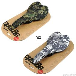 Charge Bikes Spoon Bicycle Saddle Digi Camo CrMo Rails Road