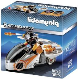 PLAYMOBIL Spy Team Skybike