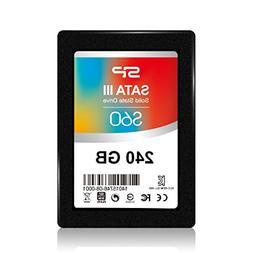 SSD 2.5 SATA III 240GO SILICON POWER S60 - SLIM 7 mm REF SP2
