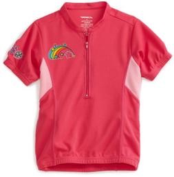 Kanu Bike Girl's Stardust Cycling Jersey