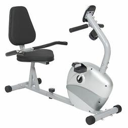 Best Choice Products Stationary Recumbent Exercise Bike Card