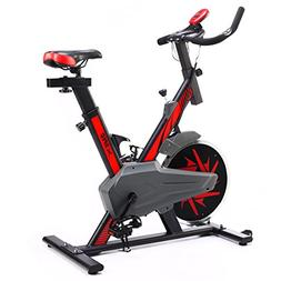 Xspec Pro Stationary Upright Exercise Bike Cycling Bike w/ H