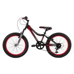 """Huffy Boys' Stoked 3.0 20"""" 6-Speed Bicycle"""