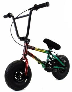 "FatBoy Stunt Mini 10"" BMX Bicycle Fat Tire Freestyle Bike Sm"