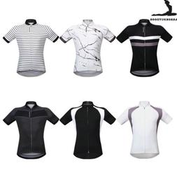 Summer Men Riding Jersey Short Sleeve Cycling Shirts Bike Cl