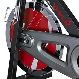 Sunny Health & Fitness Heavy-Duty Chain-Drive Indoor Cycling