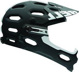 Bell Super 2R Helmet Matte Black/White Viper, L