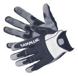 Pryme Suspect Adult Medium Black Bicycle Gloves