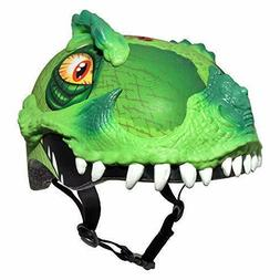 Raskullz Boy's T-Rex Awesome 5+ Kids/Youth Bicycle Helmet -