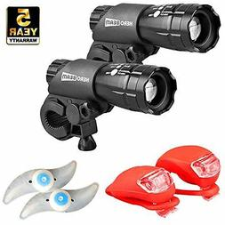 Taillights Bike Lights Double Set The Ultimate Lighting And