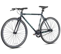 Takara Yuugen Single Speed Flat Bar Fixie Road Bike, 700c, M