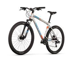 Raleigh Bikes Raleigh Talus 3 Mountain Bike, 15/Sm Size, Sil