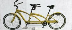 tandem bicycle New In Box Make Great Christmas Gift