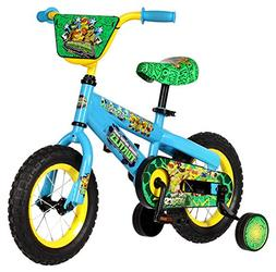 "Pacific Cycle Teenage Mutant Ninja Turtles Boys 12"" Bicycle,"