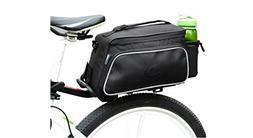 Roswheel Texture Series Cycling Bicycle Bike Pannier Rear Se