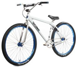 "Throne The Goon 29"" Fixed Gear Urban Street Bicycle Bike Whi"