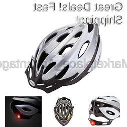 Schwinn Thrasher Adult Microshell Bicycle Helmet With Rear T