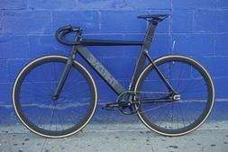 Throne Track Lord Custom Build Fixed Gear Single Speed Bike