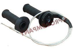 Throttle Cable Twist Grip Set fit Honda CR XR 70cc-125cc pit