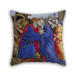 Loveloveu Throw Pillow Covers Of Oil Painting Filippino Lipp