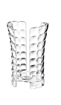 Guzzini Tiffany Collection Stacked Cup Dispenser, Durable BP