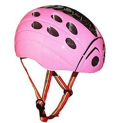 BeBeFun Toddler And Kids Bike/Multi-Sport ladybug Style Hard