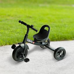 Qaba Baby Toddler Ride On Tricycle Trike Bike Steel Frame Ac