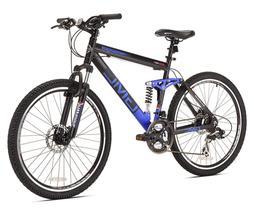 GMC Topkick Dual Suspension Mountain Bike, 26-Inch