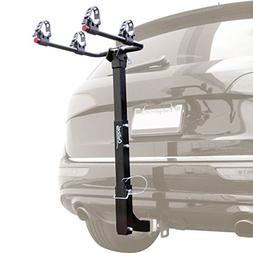 "80Lb 2"" Trailer Hitch Receiver Mount Bike Rack Holder, 2 Bic"