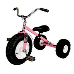 Dirt King Children's Tricycle PINK