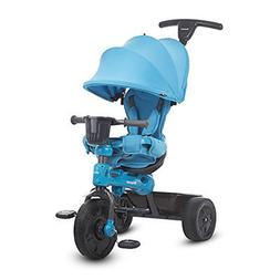 joovy Tricycoo 4.1 Four Stage Kids Trike  Tricycle Blue New